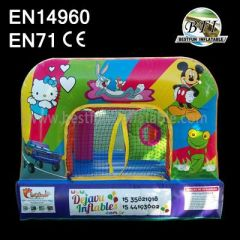 Mickey Mouse Bounce House For Toddler