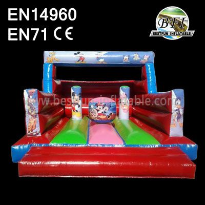 Commercial Houses Bouncy Rentals