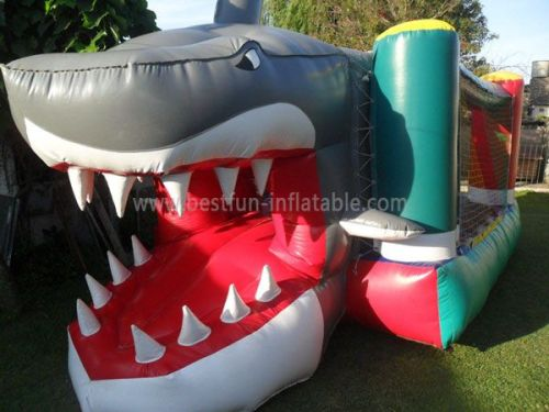 Big Shark Mouse Rent Bouncy Castles
