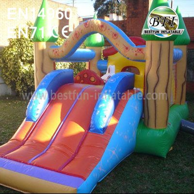 Bounce House Slides For Rental