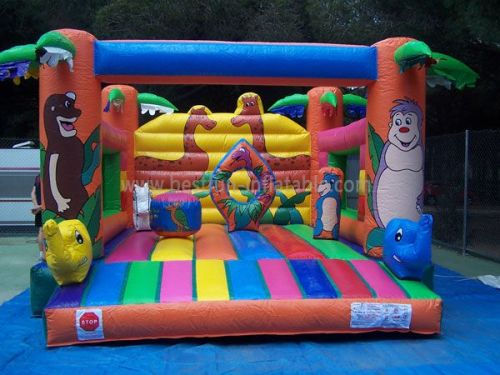 Party Club Cheap Moonbounce For Rentals Business