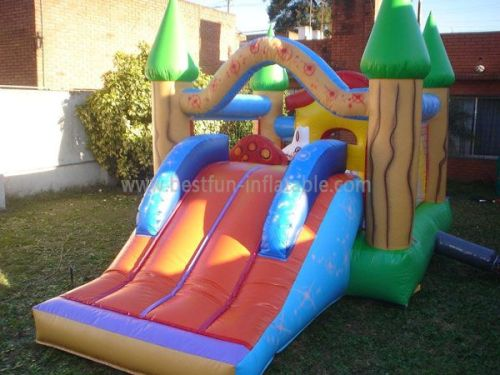 Party Bounce House Slides For Club