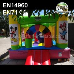 Mickey Mouse Inflatable Games