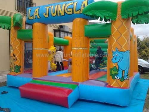 Jungle Party Inflatable Bouncy Toys
