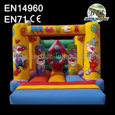 Commercial Clown Jumping Castles For Sale
