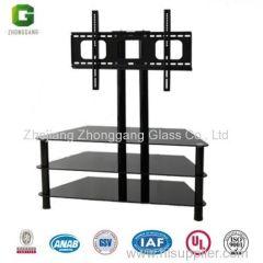 High Gloss Glass TV Stand