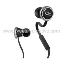 Monster Diddybeats In-Ear Black Headphones with ControlTalk