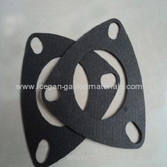 Non asbestos latex plate gasket/asbestos latex plate gaske