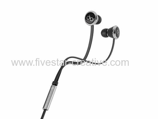 Beats by Dr Dre Diddybeats High Performance In-Ear Headphones with ControlTalk Black