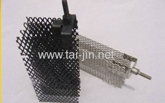 Ru-Ir Oxide Coated Titanium Anodes for Water Treatment