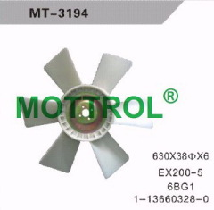 EX200-5 FAN BLADE FOR EXCAVATOR