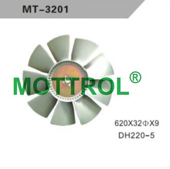 DH220-5 FAN BLADE FOR EXCAVATOR