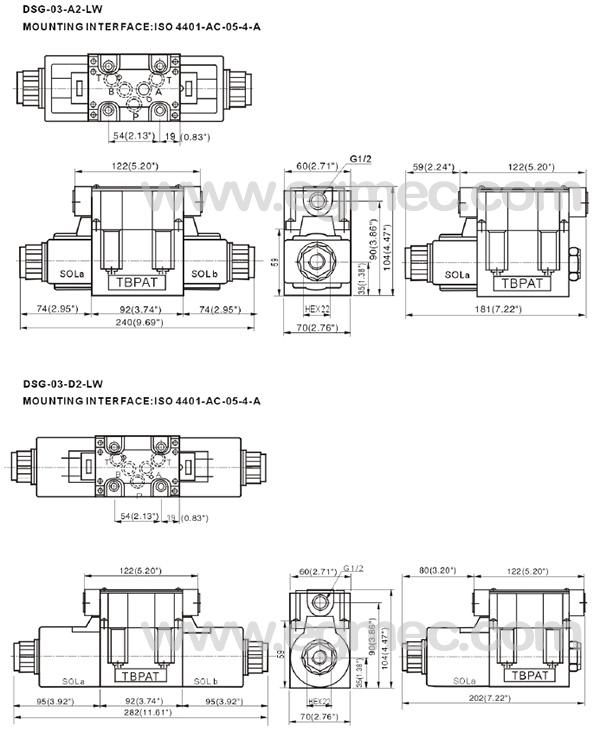 131303649668 yuken hydraulic solenoid valve from china manufacturer egmec yuken directional valve wiring diagram at crackthecode.co