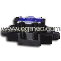 Yuken Hydraulic Solenoid Operated Directional Valve
