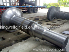 ASTM Forged Steel Roller
