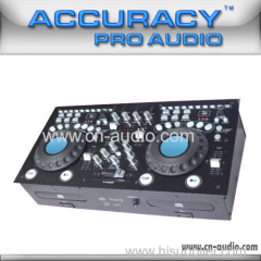 China dj controller with CD/SD/USB/MP3