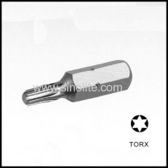 Insert Bits Power bits for SLOTTED screw style 222