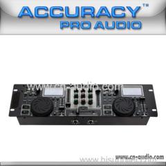 audio dj mixer player