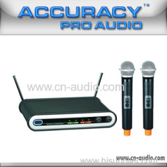 outdoor wireless uhf microphone