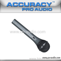 high quality dynamic wired microphone