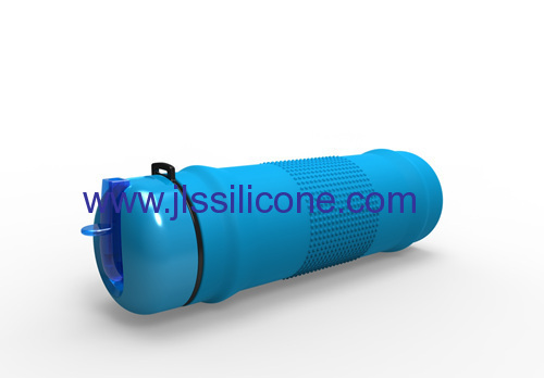 Popular use sports water bottles with flip straw