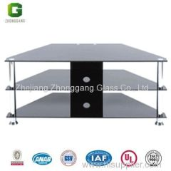 Glass TV Table/LCD TV Table/Living Room FurnitureTV Stand & TV Table