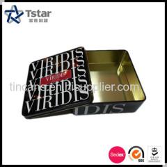 Gift Packing Square Tin Box