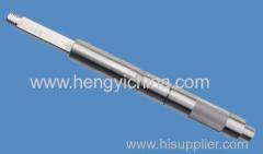 M8*1.25 left hand shaft for ac motors