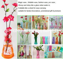 different styles of vase