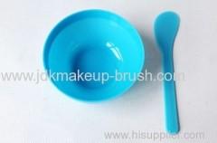 Silicone facial mask bowl