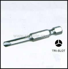 Insert Bits Power Bit for Torex screw34