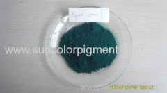Pigment Green 7(Phthalo Green) - Sunfast Green 5507