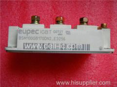 BSM100GB170DN2 - IGBT Power Module - eupec GmbH
