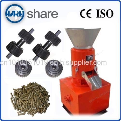 PTO pellet press machine