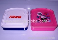 Thermal transfer tapes for plastic CD case