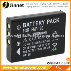 NP-120 Lithium-ion battery for Fujifilm rechargeable