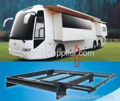 slide-out system for camper