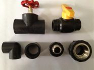 2013 hot sale PE80/PE100 Gas Pipes Pipes Fittings from China