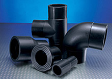 2013 hot sale PE Siphon Drainage Pipes and Pipe Fittings from China