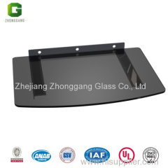 DVD Mount/DVD Shelf/DVD Stand/DVD Rack/glass DVD Stand/DVD Bracket