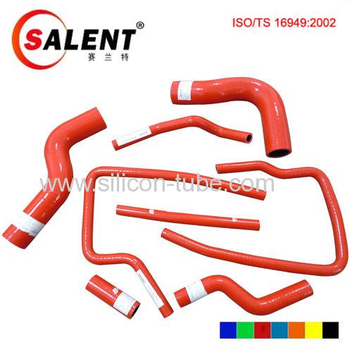 rubber hose for Impreza GC8 EJ20 STi WRX GT Vers 3~6 96-00 8pcs