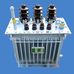 200KVA 11kv three phase power transformer temperature switch