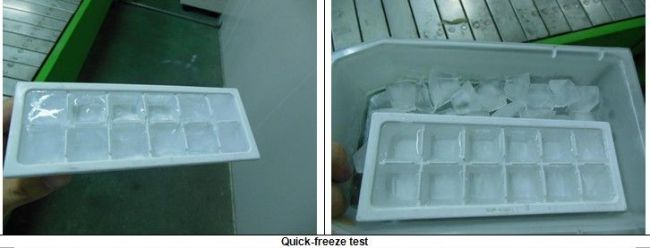 Quality Control of Refrigerator in China