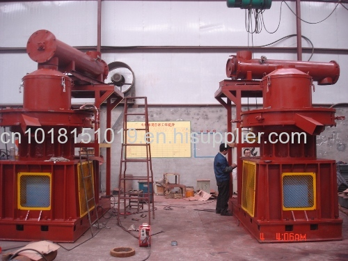efficent wood sawdust pellet mill