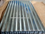 Roofing Metal Corrugated Steel Sheet