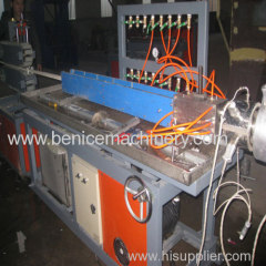 PVC trunking manufacturing machine