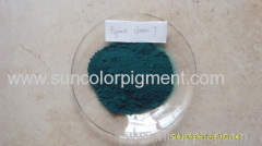 Pigment Green 7 - Sunfast Green 3602K