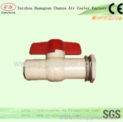 air cooler manual drain valve