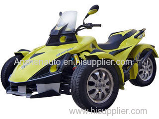 250cc Trike Scooter with Automatic Transmission w/Reverse MC