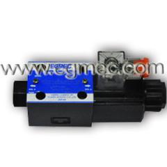 Yuken DSG-01, DSG-02 Hydraulic Directional Control Valve